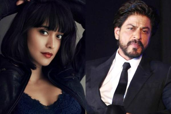 sayani gupta reaction over shahrukh khan post on gandhi jayanti