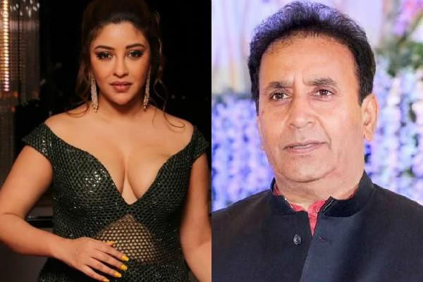 payal ghosh requested maharashtra home minister giving y security