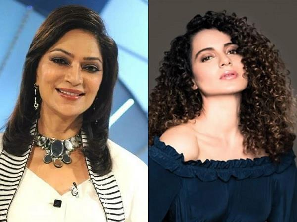 simi garewal changed her opinion for kangana ranaut in sushant case