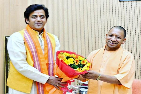ravi kishan gets y plus security by cm yogi adityanath