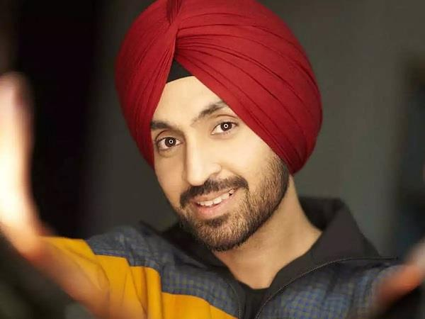 diljit said he is boy from the village not celebrity response troller tweet