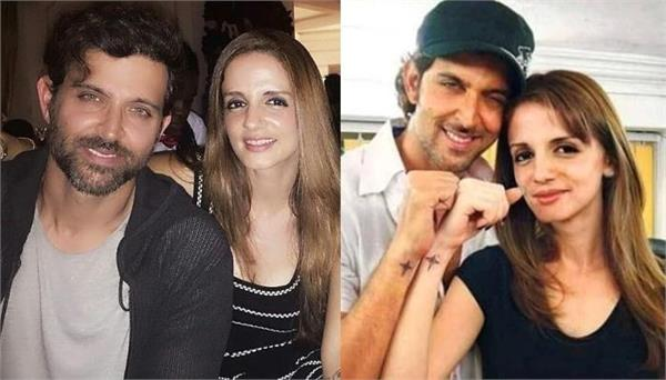 hrithik roshan ex wife sussanne khan instagram account was hacked