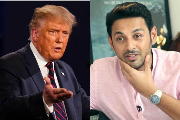 film writer apurva asrani furious at donald trump for calling india  dirty