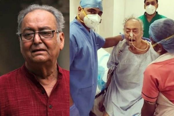 85 year old legendary bengali actor soumitra chatterjee condition very critical
