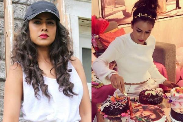 nia sharma on being trolled for cutting vulgar birthday cake