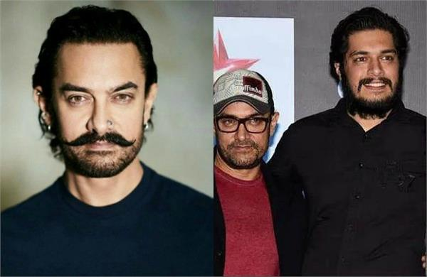 aamir khan son junaid khan rejected in ishq remake audition
