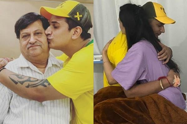 prince narula father joginderpal narula discharged from hospital