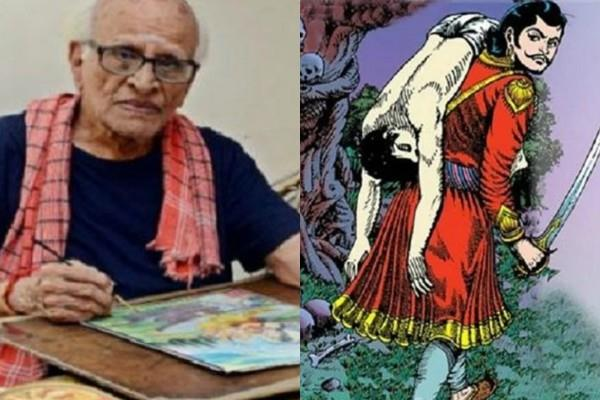 cartoon artist kc sivasankar passes away