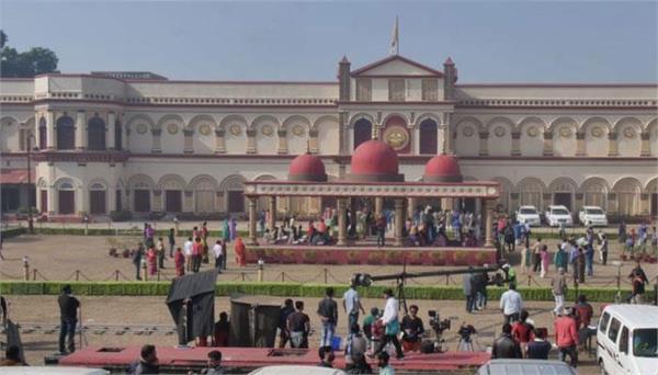 bobby deol s beautiful ashram was previously a ruin prakash jha