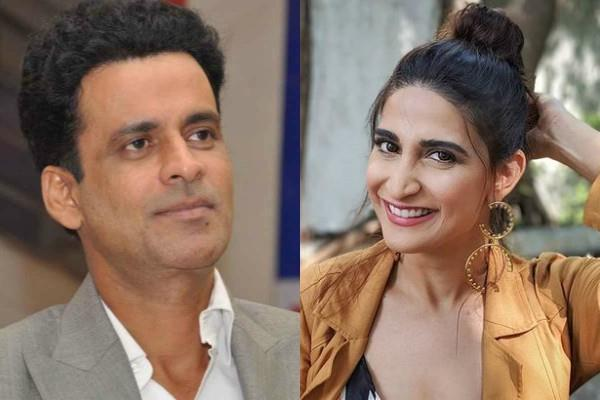 aahana kumra won best actress award manoj bajpayee congratulated her