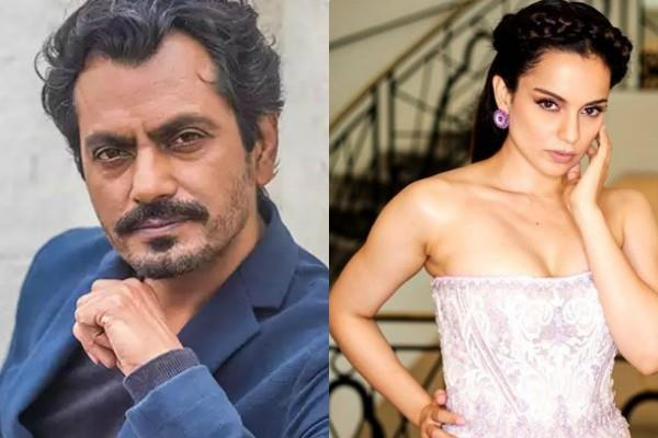 after kangana nawazuddin siddiqui also want to change the name of bollywood