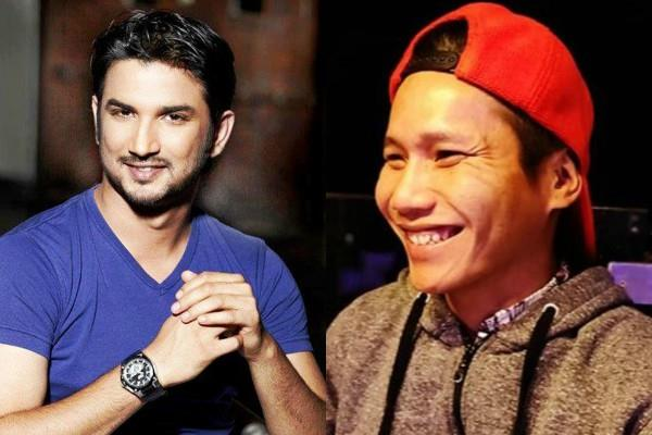 sushant friend samuel haokip files complaint against user who threatened him