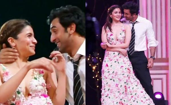 fans tries baby filter on ranbir and alia couple cute photo viral