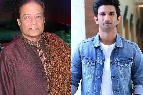 anup jalota says sushant singh rajput death is not a national issue