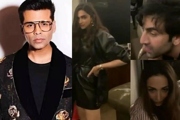 no evidence of drugs found in karan johar party