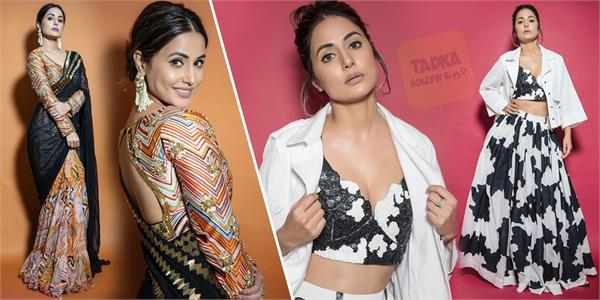 is bigg boss 14 makers lied audience hina khan new photoshoot exposed makers