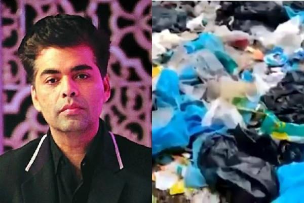 goa government ask karan johar dharma production apology for littering village