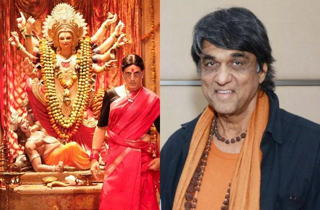 mukesh khanna happy after changed the name of film laxmmi bomb