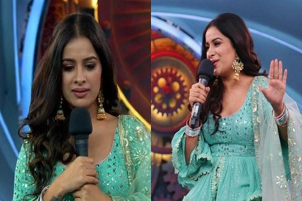 bigg boss14 sara gurpal gonna come back in show
