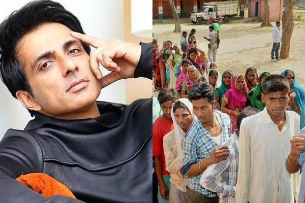 bihar election sonu sood aware people before voting