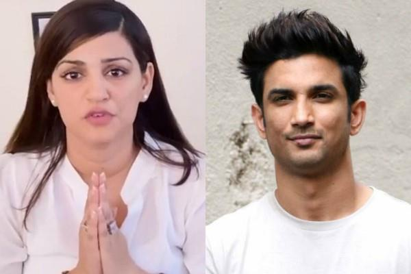 sushant sister shweta urges fans to join campaign at jantar mantar