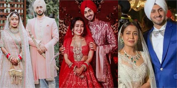 neha kakkar reply trollers for copying wedding outfits