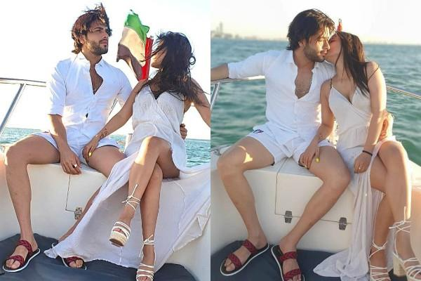ahana celebrates boyfriend pranav birthday in dubai romantic photos viral