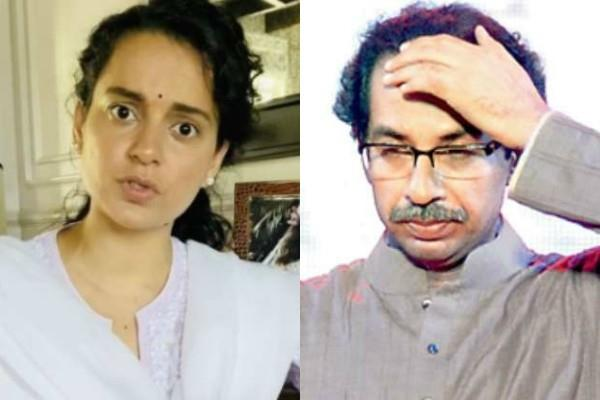 kangana ranaut hits back at uddhav thackeray dussehra remarks