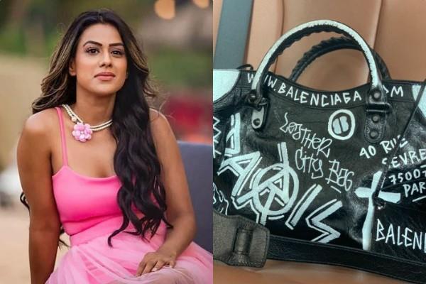 naagin fame nia sharma handbag stolen from her car