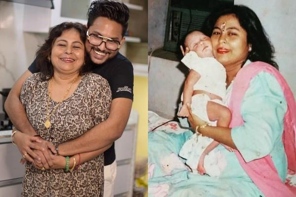 jaan kumar reveals mother was pregnant for 6 months then parents had separated