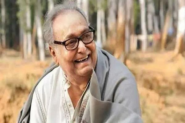 bengali actor soumitra chatterjee shifted to icu