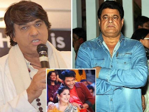 gajendra chauhan reply onmukesh khanna statment on kapil sharma show
