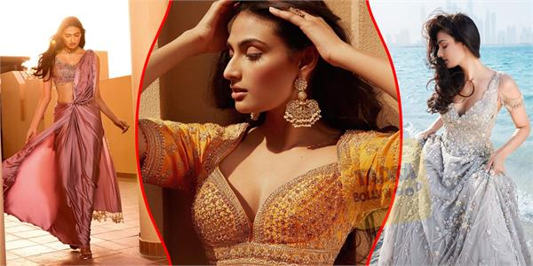 athiya shetty looks stunning her latest bridal look photoshoot