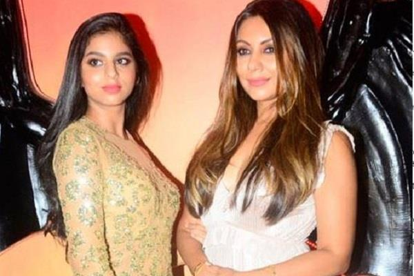 gauri khan shares post on women empowerment after suhana trolling