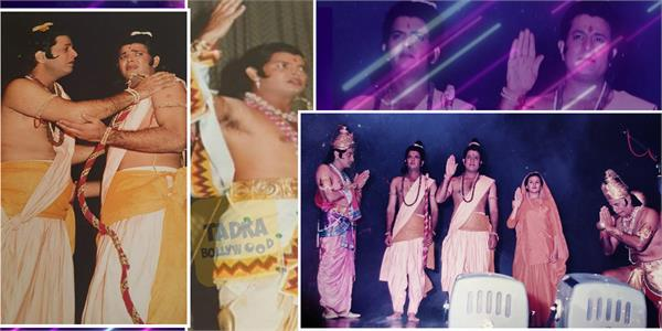 sunil lahri aka laxman recall old days when team perform ramayan on the london