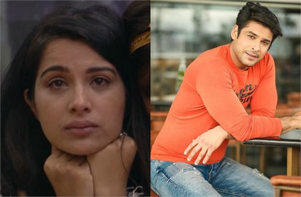 sara gurpal evicted from bigg boss 14 netizens slams sidharth shukla