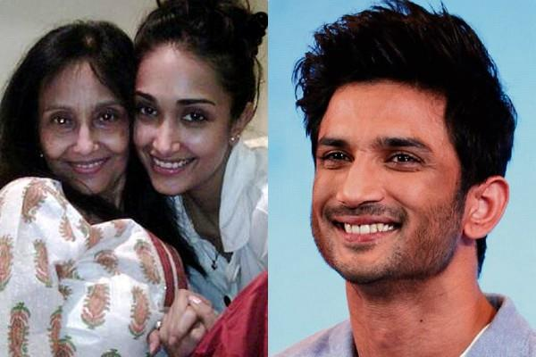 sushant case jiah khan mother rabia khan question aiims forensic report
