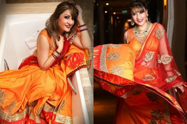 urvashi dholakia shares her gorgeous photos from neha kakkar dj night