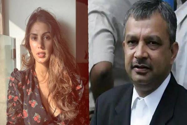 rhea chakraborty lawyer satish maneshinde reaction on actress granted bail