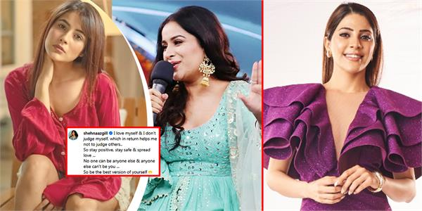 shehnaz gill befitting reply on her comparison with sara and nikki