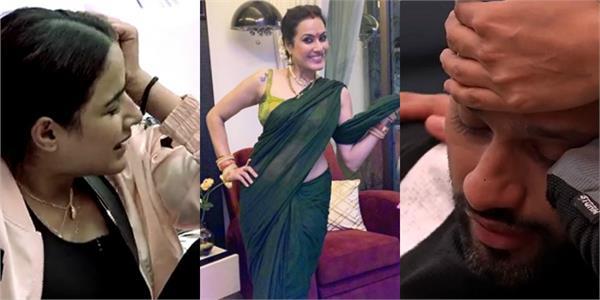kamya punjabi support rahul vaidya after his breakdown and lash out jasmin