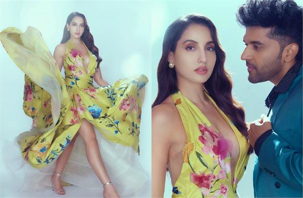nora fatehi looks bold in her latest share pictures