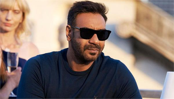 ajay devgn said about the chhalaang the script of leap is very inspiring