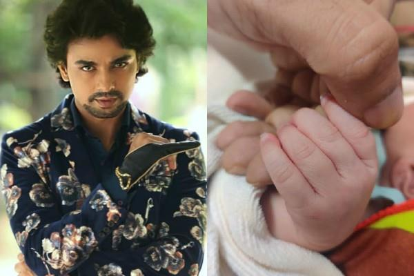 shaadi mubarak fame gaurav sharma blessed with baby girl