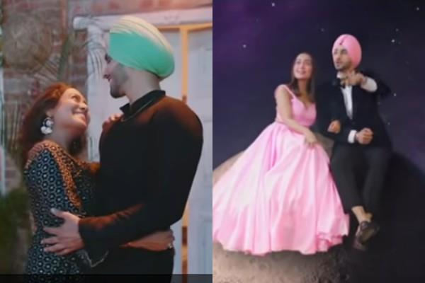 neha kakkar and rohanpreet singh song nehu da vyah released