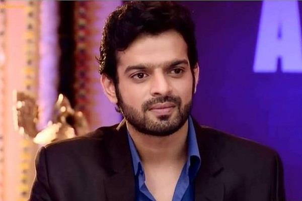 karan patel twitter account hacked actor created new account
