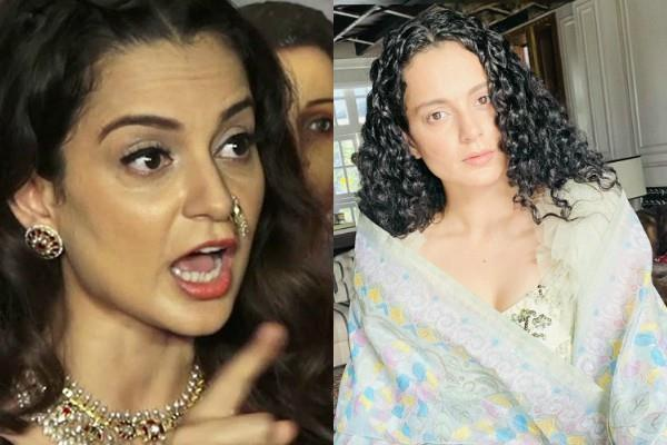 kangana ranaut attacked the celebs who opposed the media