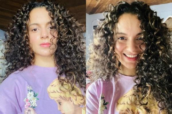 kangana ranaut returned to the shooting of film  thalaivi after 7 months