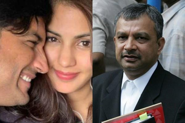 rhea chakraborty lawyer reacts to aiims panel report in sushant case
