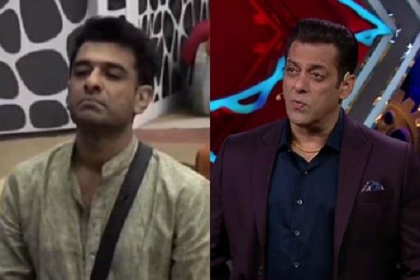 eijaz khan talks about personal life in bigg boss 14
